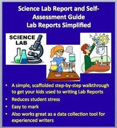 differentiation in the science classroom 2 lab report 24 best lab reports images science classroom science