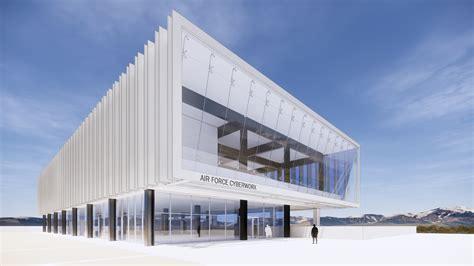 aecom designs center  cyber innovation   united