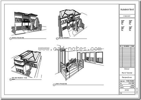 tutorial on revit architecture 2009 revit tutorial working with views and view navigation