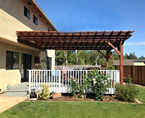 how to build a pergola attached to the house attached pergola building plans diy backyard
