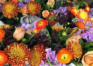 Flowers for your fall wedding 187 groovin gourmets richmond va