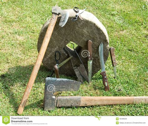 wetstone sharpening whetstone for sharpening tools stock photo image 56498220