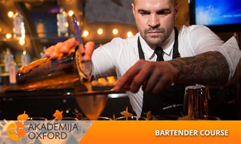 bartender course and
