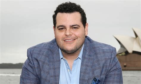 Josh Opens Up About by Josh Gad Opens Up About His Character S Moment In