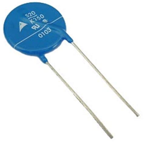 vdr resistor symbol varistor symbol and applications metal oxide varistor