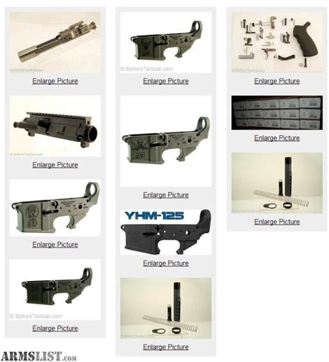 arizona boat trader magazine armslist for sale spikes tactical lowers bcg and