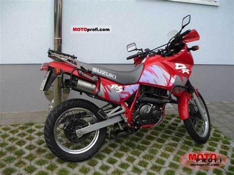 Suzuki 650 R 1991 Suzuki Dr 650 R Dakar Reduced Effect Moto