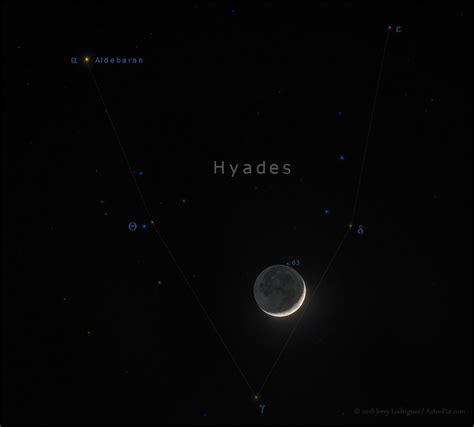 astro del cielo sol luna y estrellas astro del cielo abril 20 2018 la luna y las h 237 ades astro
