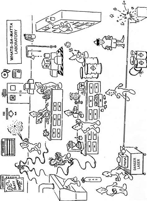 Lab Safety Worksheet Answers by Science Lab Safety Worksheet Answers Spongebob