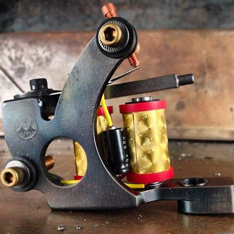 handmade tattoo liner 166 best workhorse high end tattoo machines images on