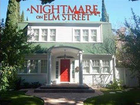 nightmare on elm street house street where the movie nightmare on elm st was filmed youtube