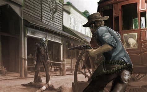 film western zombie zombie western by artist lost on newgrounds