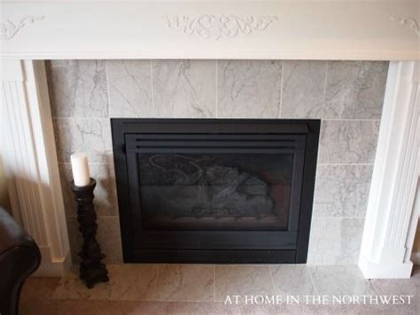 how to build a mantel for electric fireplace insert