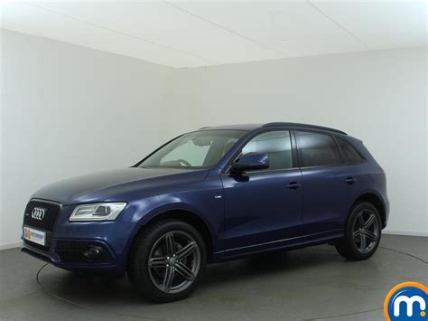 Audi Q5 Cars For Sale by Used Audi Q5 For Sale Second Nearly New Cars