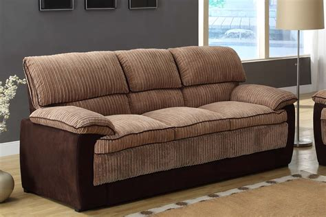 couch co brown corduroy sofa vista 3 piece sectional ashley