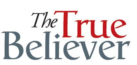 true believer the true believer
