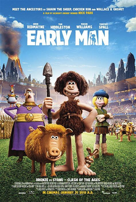 early man 2018 full hd movie dvdrip download sd movies point early man 2018 imdb aardman animations pinterest