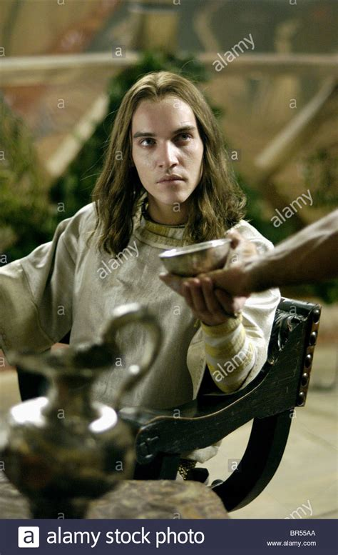 film the lion in winter 2003 jonathan rhys meyers the lion in winter 2003 stock photo