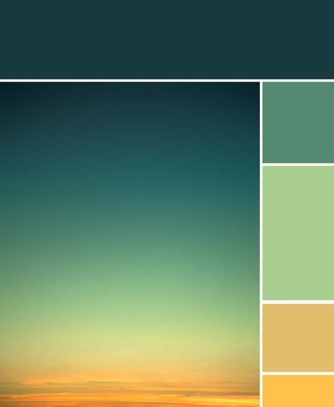 soothing blue color 88 best color palettes images on pinterest color