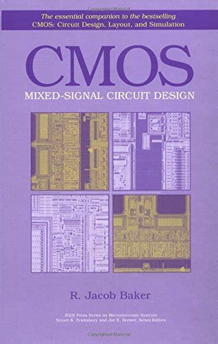 cmos layout design jobs cmos mixed signal circuit design by r jacob baker