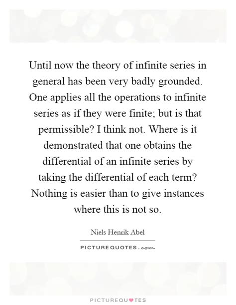 an introduction to the theory of infinite series classic reprint books until now the theory of infinite series in general has