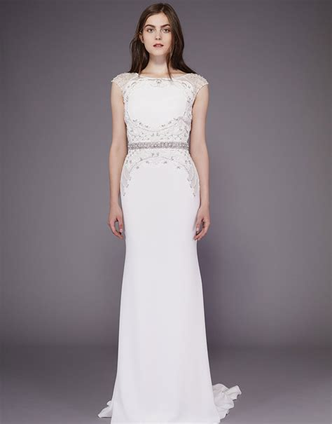 Wedding Dresses For by Wedding Dresses For Second Marriage 40 Plus Size
