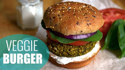 how to make veggie burgers millet veggie burger recipe youtube