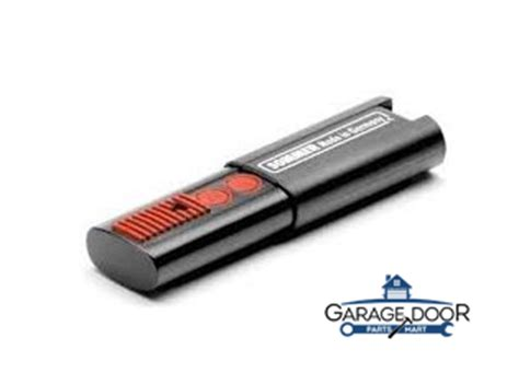 Garage Door Opener Remote Has No Range Sommer 2 Button Garage Door Opener Remote Garage Door