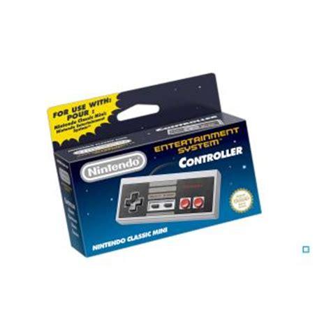 nintendo mini achat vente nintendo manette nintendo classic mini nes accessoire console de jeux achat prix fnac