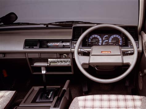 nissan vanette interior car interiors 1985 nissan vanette cars