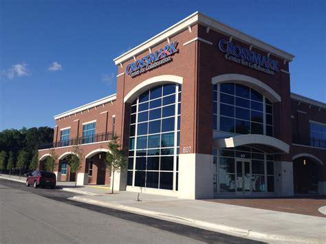 crossmark center for collaboration opens next to walmart