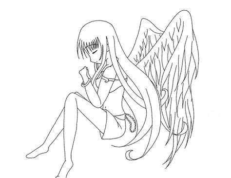 Printable Anime Coloring Pages Coloring Me Coloring Pages Of Anime Printable