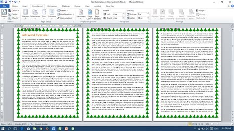 how to change page color in word change color of page border in word coloring page