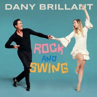 swing rock rock and swing dany brillant cd album achat prix