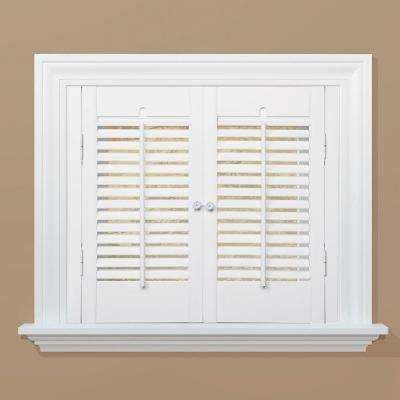 Interior Plantation Shutters Home Depot how to measure for plantation shutters at the home depot
