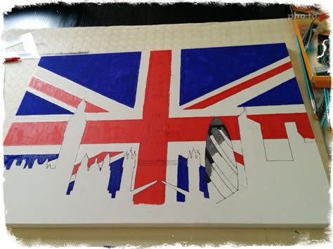 Bien Tableau Deco Chambre Ado #6: Tableau-Londres-02.jpg