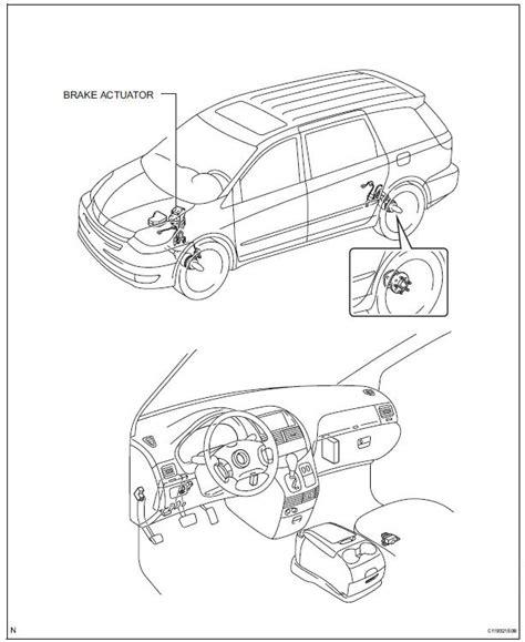 car maintenance manuals 2000 toyota sienna engine control service manual vehicle repair manual 2007 toyota sienna engine control car repair manual