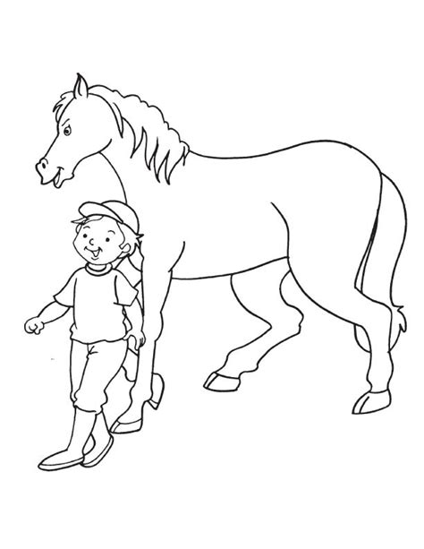 coloring pages of tennessee walking horses walking horse outline 1 coloring book colouring svg sketch