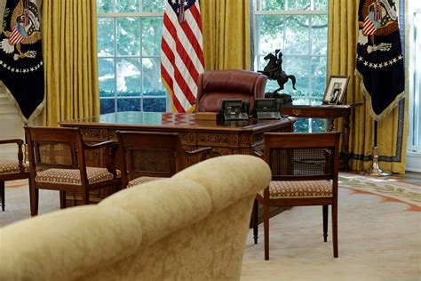 oval office renovation what the white house and oval office look like after