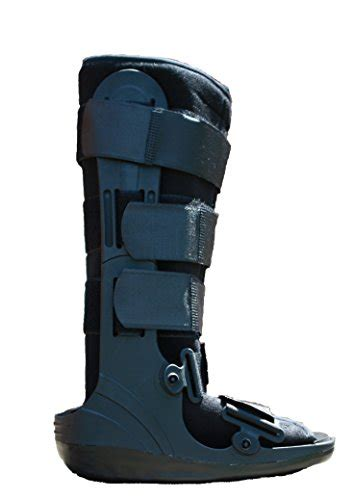 boot for sprained ankle alpha walker fracture boot walk cast ankle