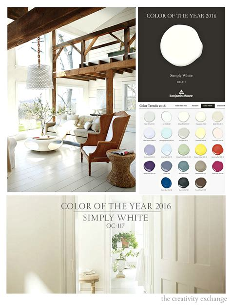 benjamin moore 2016 color of the year 2016 benjamin moore color of the year simply white