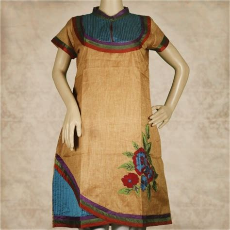 Yoke Pattern Kurti | yoke pattern kurti casual kurtis pinterest patterns