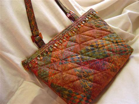 batik purse pattern quilted batik purse sewing projects burdastyle com