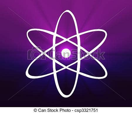 imagenes de simbolos cientificos banco de ilustra 231 227 o at 244 mico s 237 mbolo estoque de