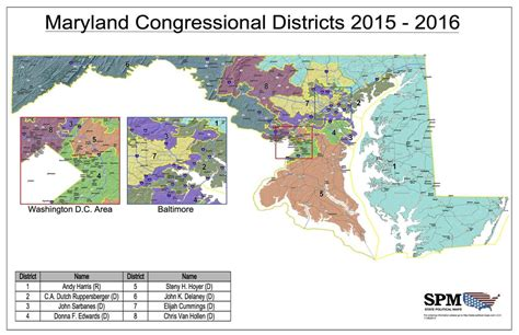 maryland district map md s congressional district maps to be challenged in court