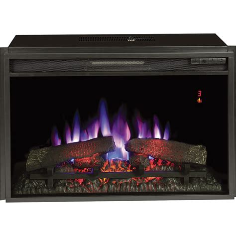 how to install electric fireplace insert chimney free spectrafire plus electric fireplace insert