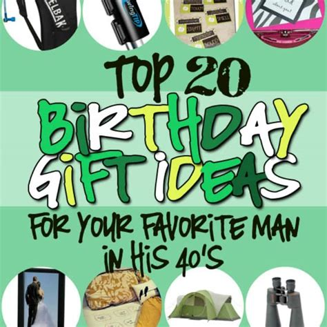 Gift Ideas For Him Instyle Com - birthday gifts for him in his 40s the dating divas