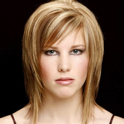 layered shag haircut shag hairstyles with bangs