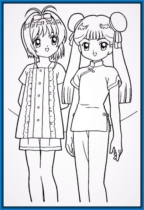 imagenes para dibujar mejores amigas dibujos para dibujar de mejores amigas archivos dibujos