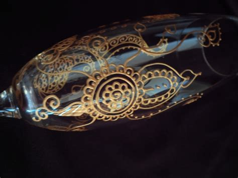 henna design on glass 17 best images about wedding mendhi glass bride groom on